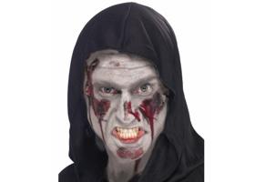 Make-up, umělá zranění a speciální efekty na Halloween