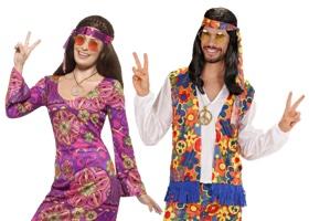 Hippies kostýmy