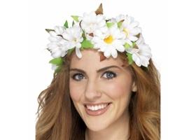Hippies květinové čelenky
