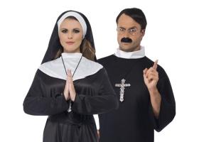 Karnevalové kostýmy pro páry