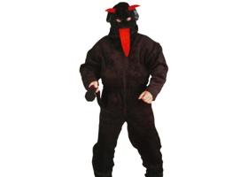 Kostýmy, doplňky a masky pro čerta