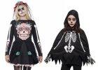 Kostýmy kostlivců na Den mrtvých (Sugar Skull)