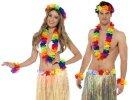 Doplňky a dekorace na havajskou párty