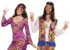 Hippies 60. léta kostýmy a doplňky