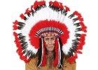 Kovbojské klobouky a indiánské čelenky