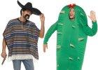 Kostýmy, doplňky a dekorace na Mexickou párty