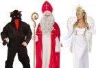 Kostýmy a doplňky pro Mikuláše, čerty a anděly