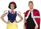 Karnevalové kostýmy pohádkových postav pro dospělé