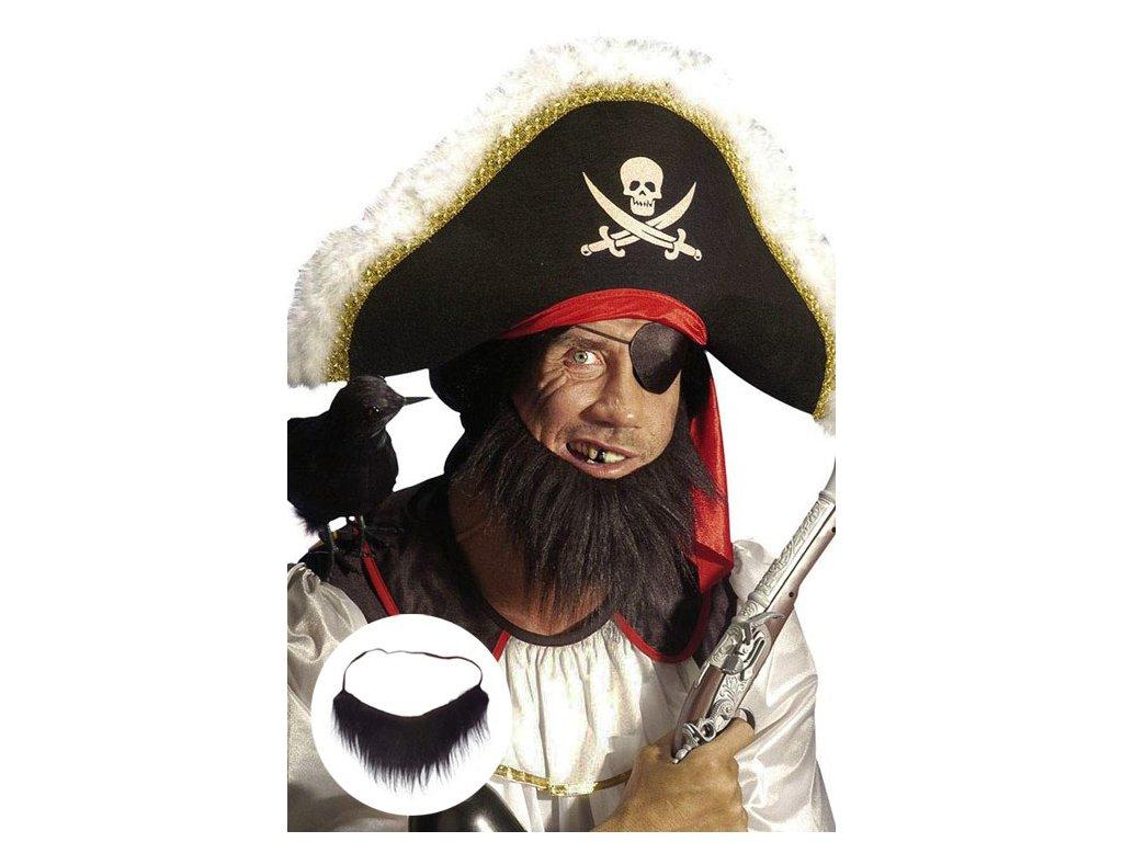Kapitán Jack Sparrow je fiktivní postava piráta, kterou ztvárnil Johnny Depp poprvé ve filmu Piráti z Karibiku: Prokletí Černé perly (2003).