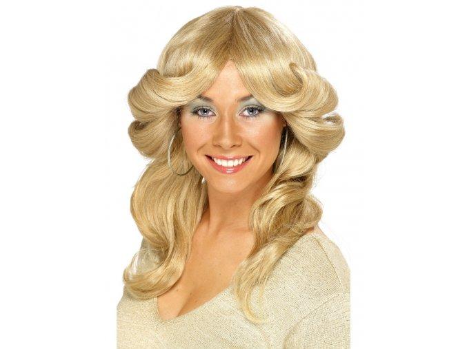 Dámská paruka ABBA (Agnetha)