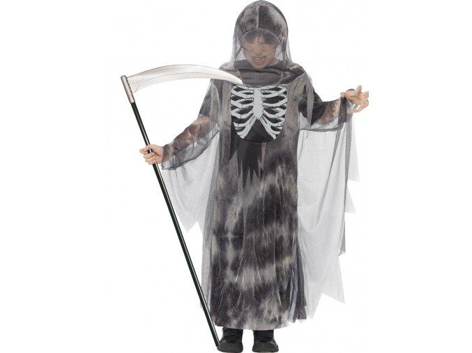 Dětský kostým Duch smrťák
