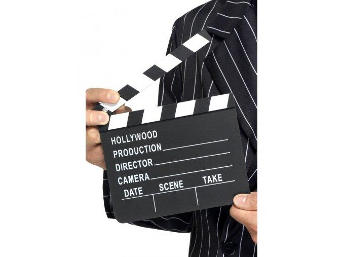 Filmová klapka 18x20cm
