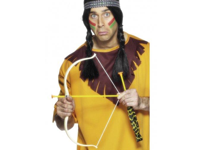 Indiánský luk s šípy
