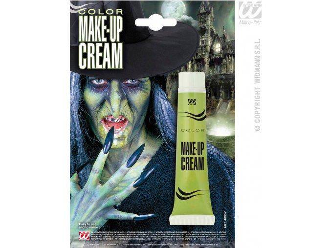 Zelený make-up v tubě (28g)