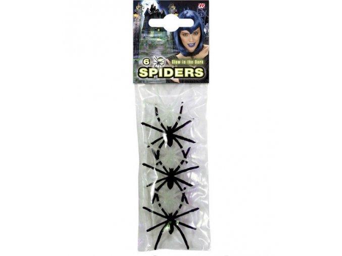 Pavouci mix (6ks)