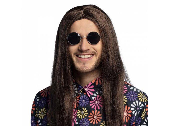 Brýle lenonky černé