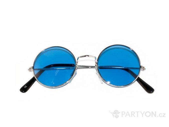 Brýle lenonky modré