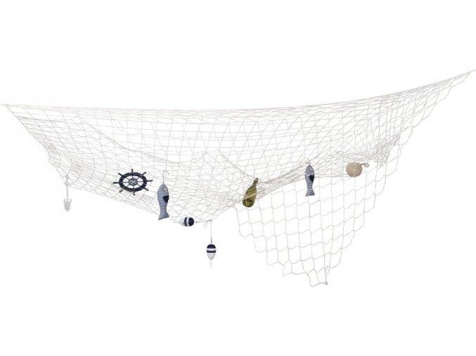 Rybářská síť 200x400cm