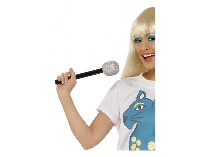 Stříbrný mikrofon
