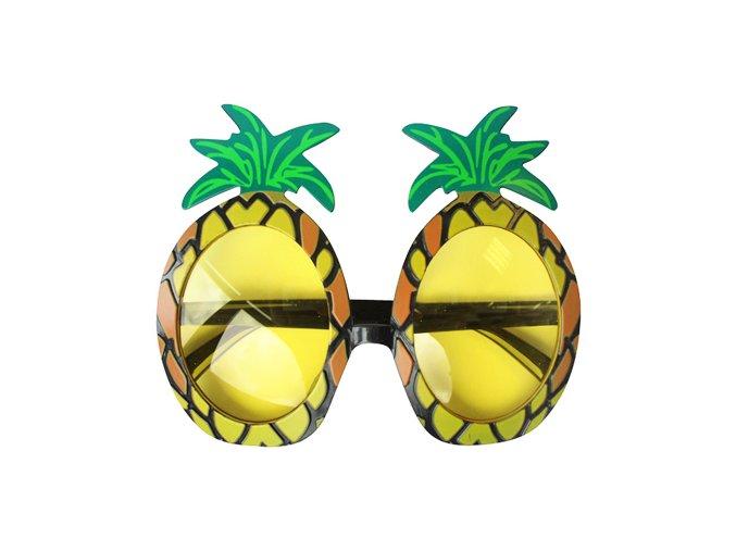 Party brýle Ananas