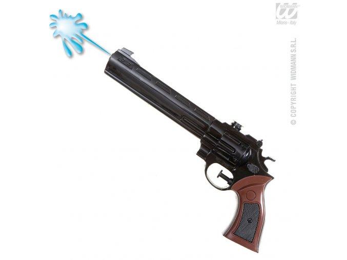 Vodní pistole Černý revolver