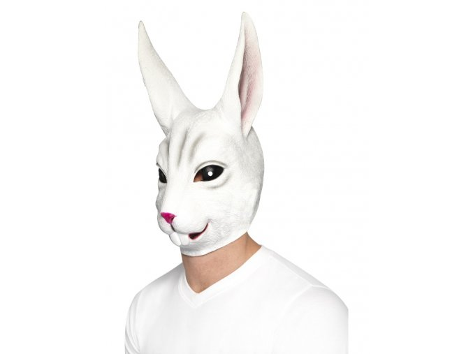 Maska Králík dlouhé uši