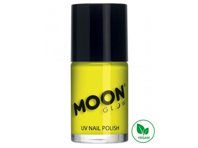 UV NEON lak na nehty Žlutý