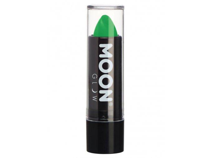 UV NEON rtěnka Zelená