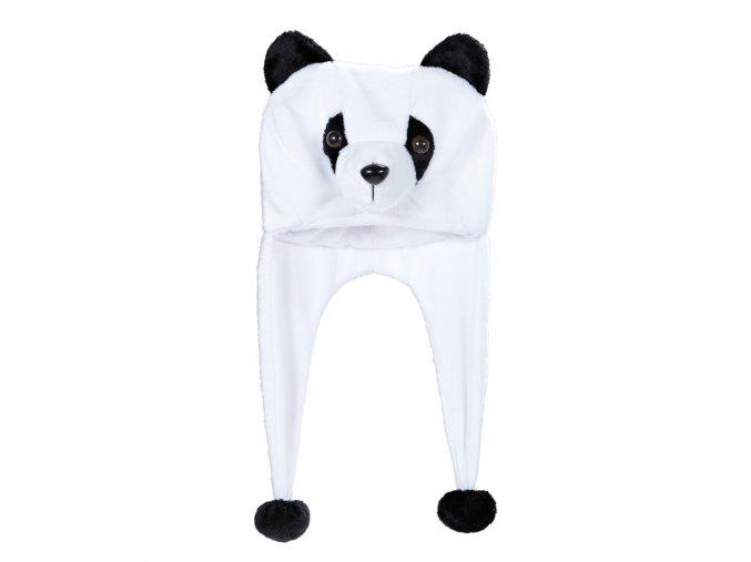 Zvířecí čepice Panda