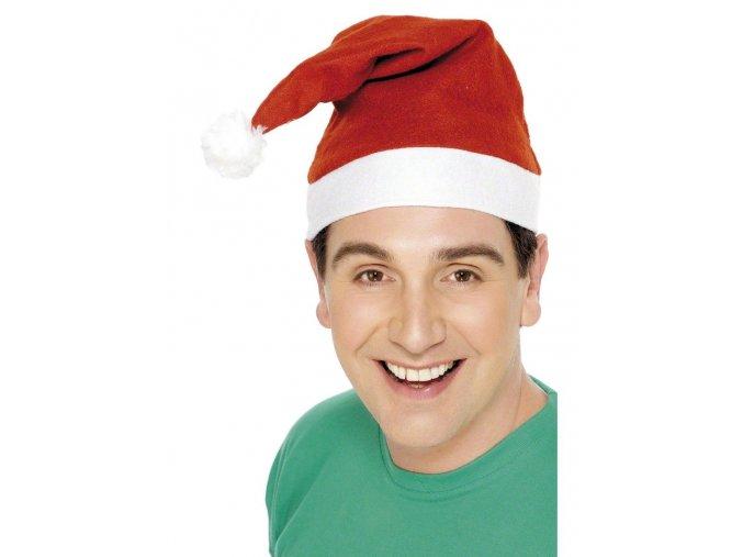 Vánoční čepice Santa