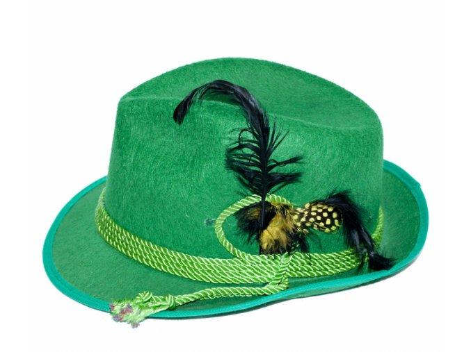 Myslivecký klobouk