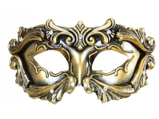 Benátská maska Gala