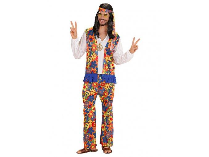 Pánský kostým hippies
