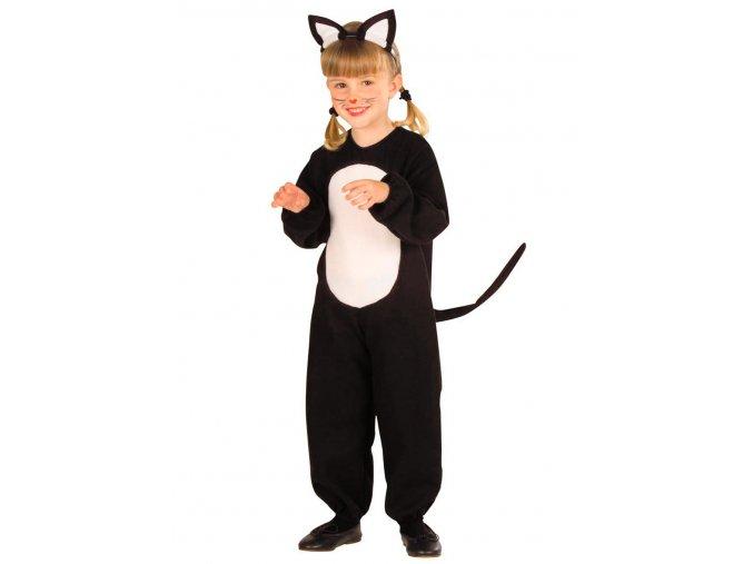 Dětský kostým Kočka