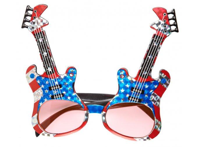 Party brýle Kytara
