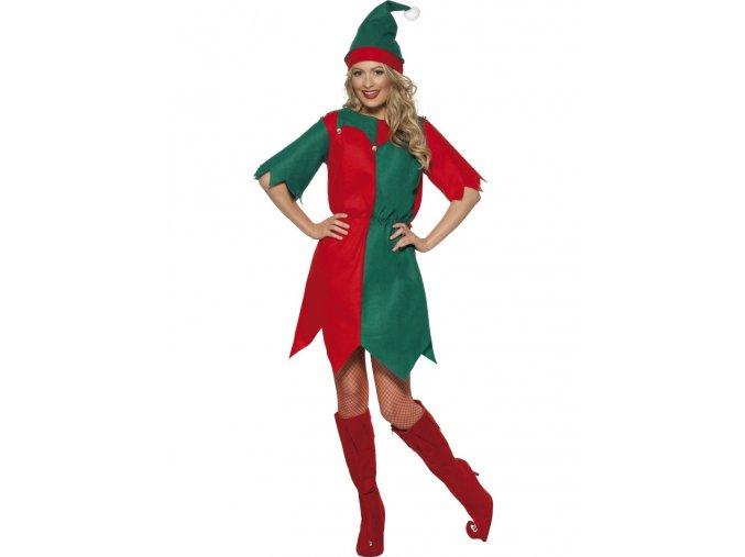 Dámský kostým Elfka