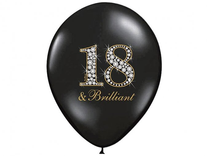 Balónek 18, 30 cm