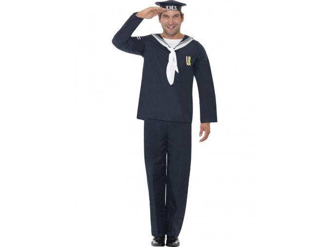 Pánský kostým Námořník