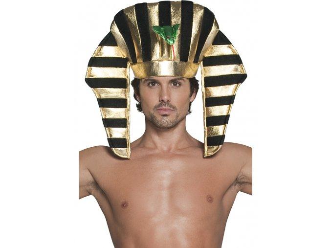 Čepice faraon diadém