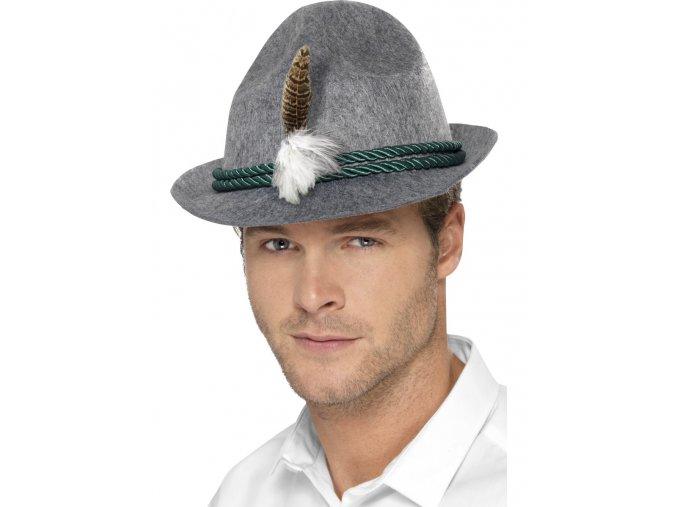 Bavorský klobouk Oktoberfest