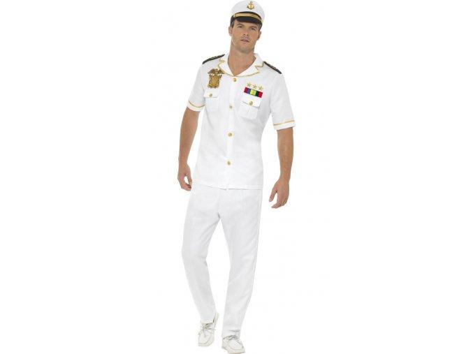Pánský kostým kapitána