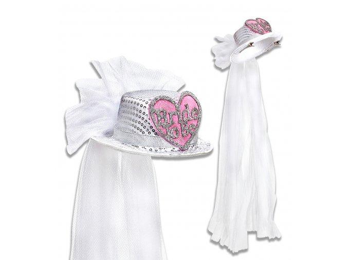 Klobouk se závojem Budoucí nevěsta