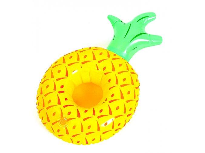 Nafukovací držák na pití Ananas