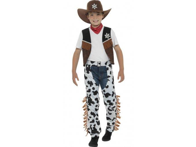 Dětský kostým Texaský Kovboj