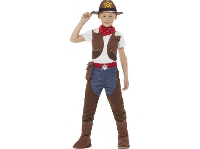 Dětský kostým Kovboje Divoký západ