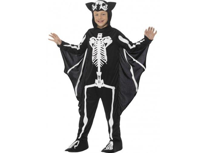 Dětský Halloween kostým netopýra