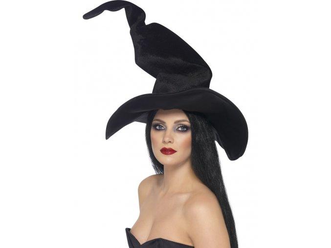Čarodějnický klobouk zakřivený