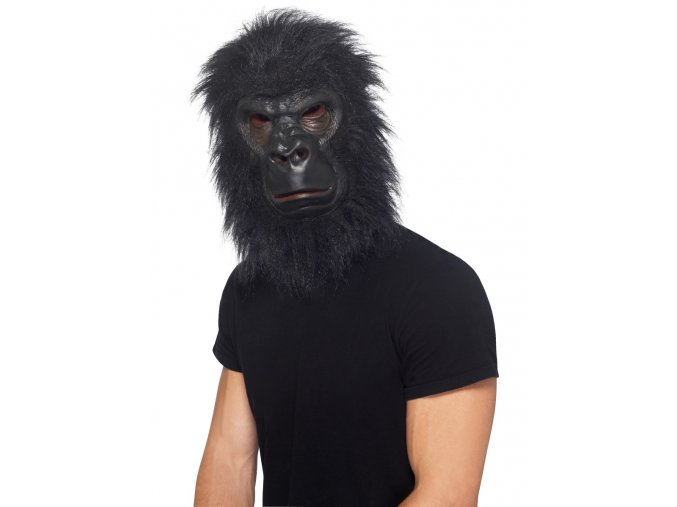 Deluxe maska Gorila