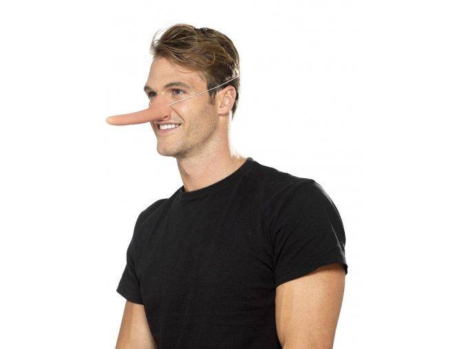 Dlouhý nos Pinocchio