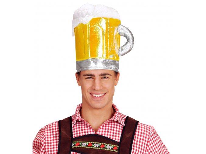 Pivní čepice Půllitr